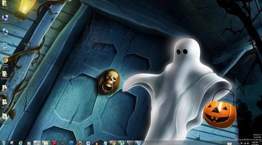 Best Halloween Windows 7 Theme