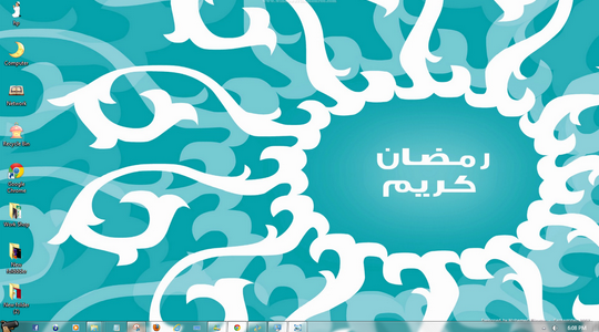 Ramdan Windows Theme