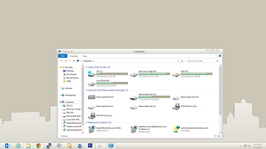 Download Free CReme Windows 8 Visual Style
