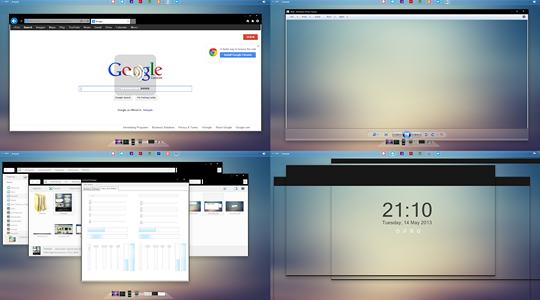 Smooth Windows 7 Visual Style