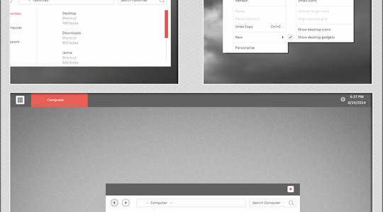 nOVA Windows 7 Visual Style
