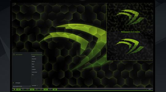 nVidia Windows 7 Visual Style