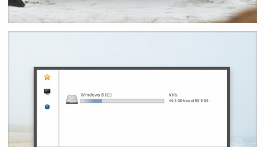Omn Windows 8.1 Visual Style